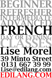 French classes in Newington